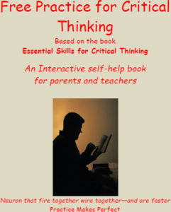 how to practice critical thinking